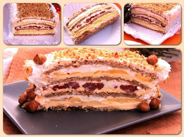 Velika-torta-sa-voćem-moskva-šnite