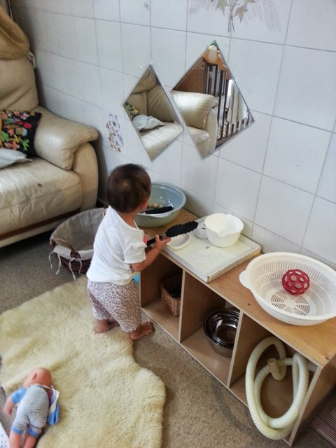 Rie Nursery Environment Google Search: RIE Diary: Play Objects
