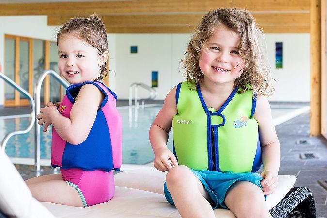 chalecos de natacion para niños