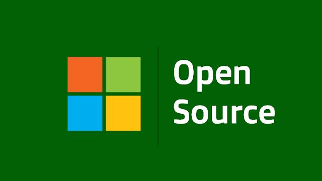 Microsoft telah menjadi Perusahaan yang benar-benar Open Source