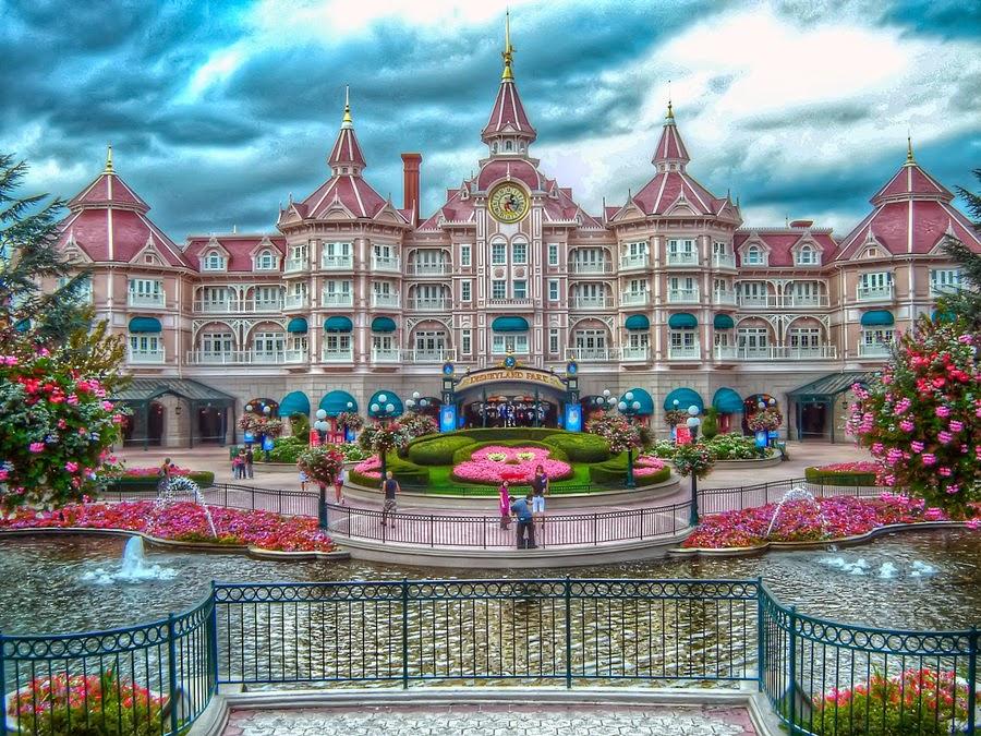 Disney Hotel ~ Emma.J's Creations