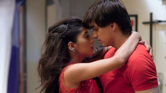 Big Twist : Naksh proposes Naira Rishabh's wedding alliance in YRKKH