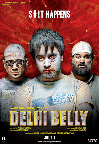 Delhi Belly (2011) Movie Poster