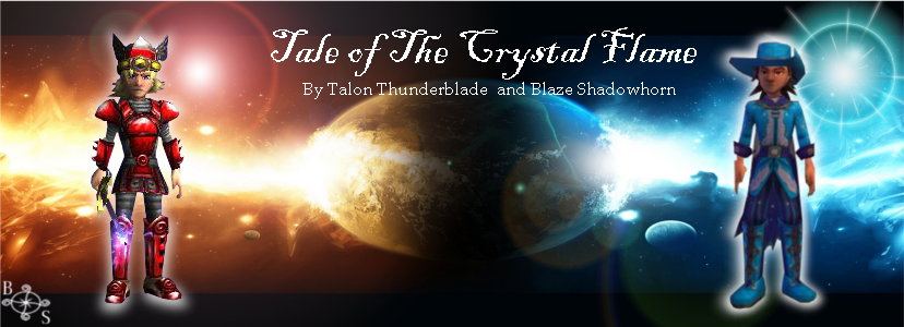 Tale of The Crystal Flame