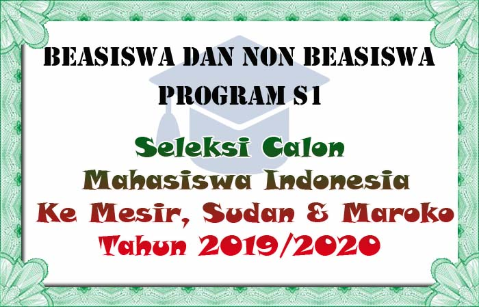 Beasiswa dan Non Beasiswa Indonesia Ke Timur Tengah