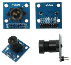 How to Connect Arduino with OV7670 Camera Module | Daily