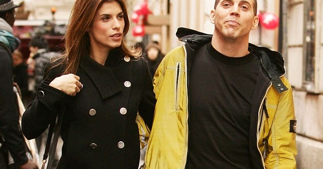 Crazy Days And Nights Steve O Dumps Elisabetta Canalis
