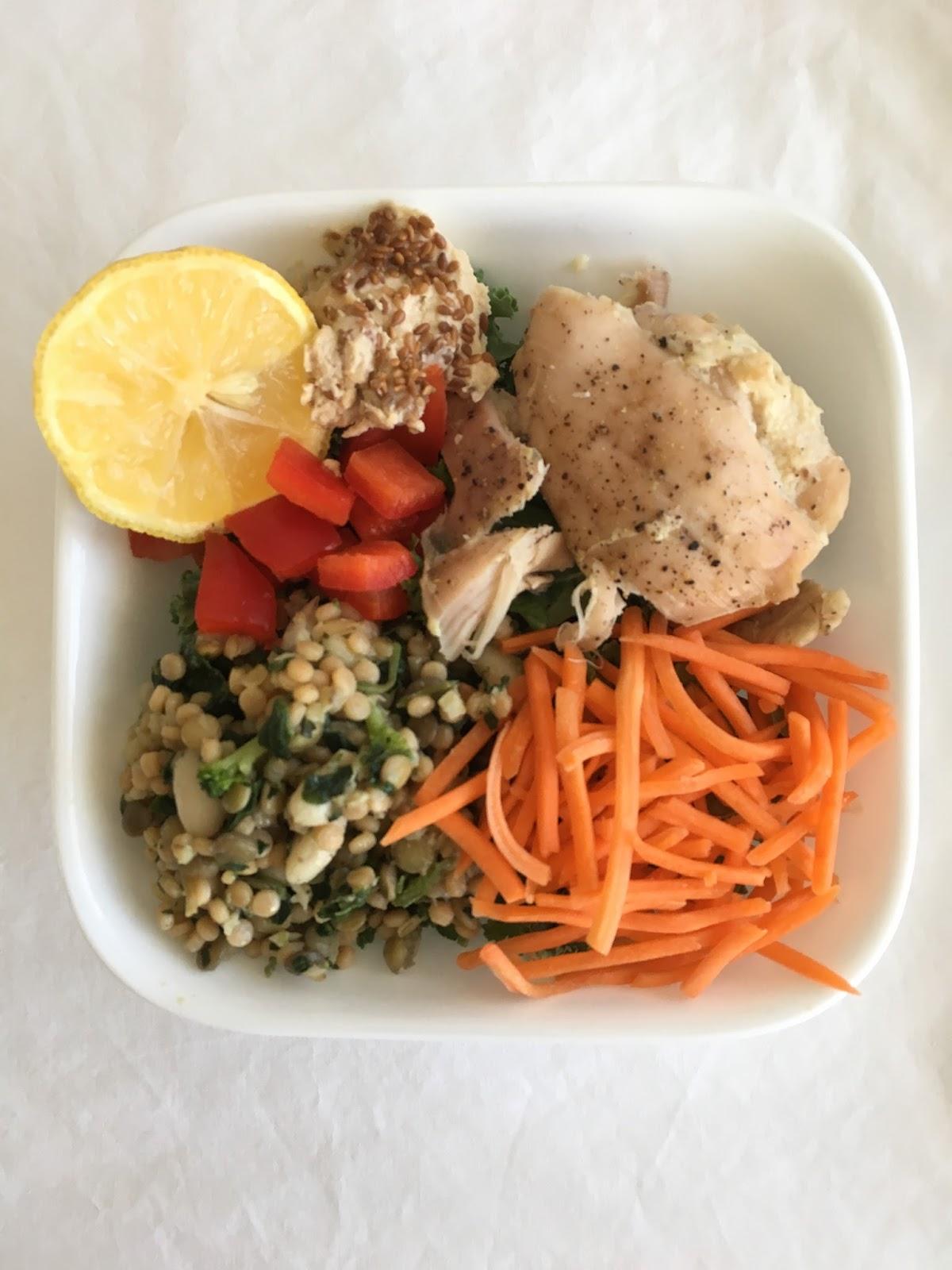 spring nourish bowl