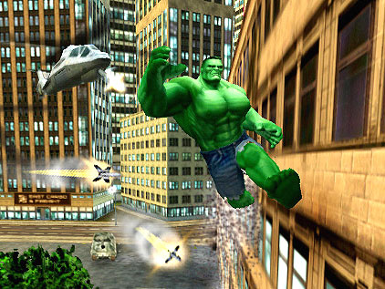 Download The Incredible Hulk - Highly Compressed Game (165 ...
