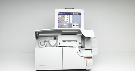 Blood gas analyzer: RapidLab 1200 systems- Features and benefits