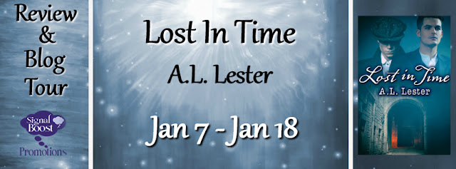 Blog Tour: Guestpost & Giveaway -- A.L. Lester - Lost in Time