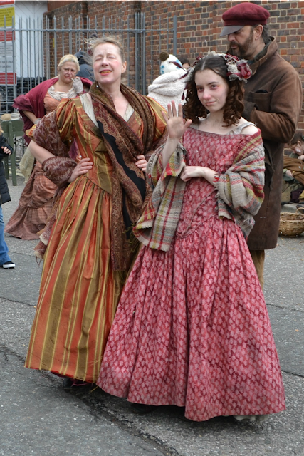 Victorian wenches