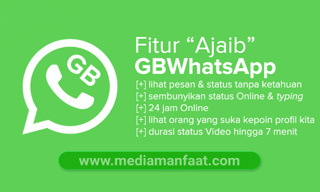 Tips Mengunci Chat Menggunakan Aplikasi GB WhatsApp