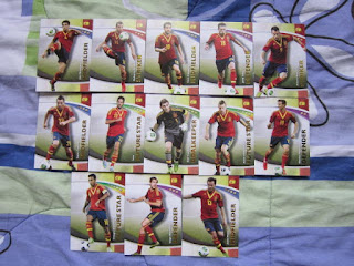 Futera cards series 4 Football Soccer Euro 2016 team Cristiano Ronaldo Germany Portugal Coratia Slovakia England Poland Spain Switzerland Ireland Wales Italy