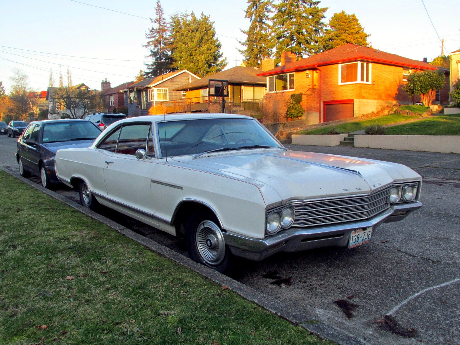 Seattle's Classics: 1965 Buick LeSabre