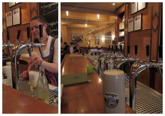 Cervejarias Onde beber em Munique Alemanha