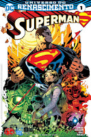 DC Renascimento: Superman #1