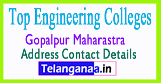 Top Engineering Colleges in Gopalpur Maharastra