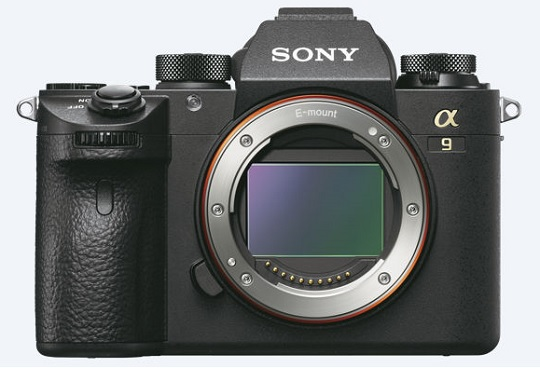 Sony Unveils a9 Flagship Full-Frame Mirrorless Camera