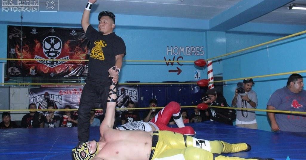 Estrellas del ring ante un daga lesionado mr leo a la for Gimnasio hercules