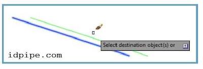 Autocad Shortcut Untuk Menyamakan Garis