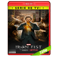Iron Fist (2017) Temporada 1 Completa WEBRip 720p Audio Dual Latino-Ingles