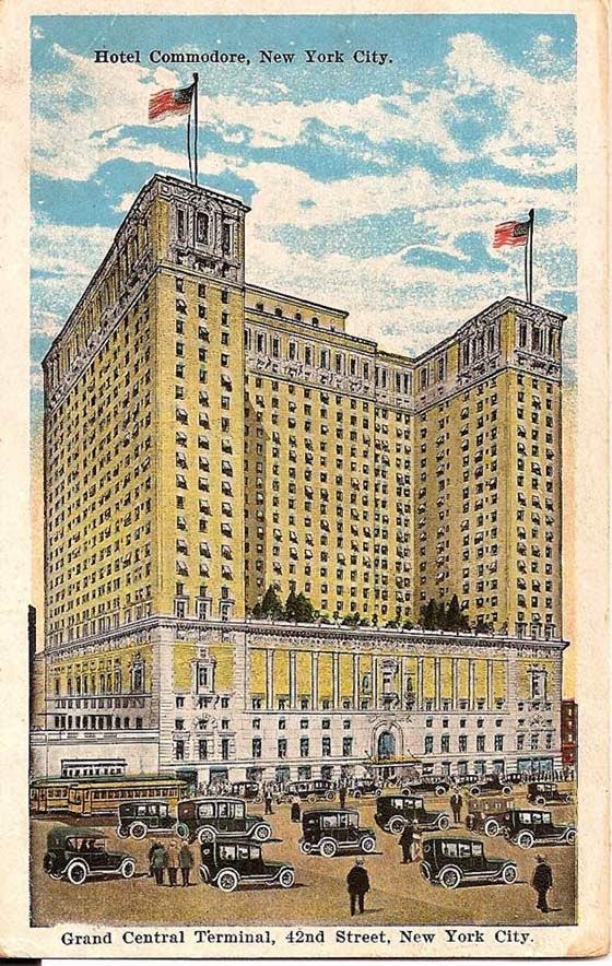 City Hotel New York