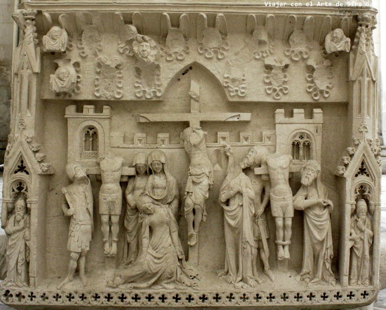 Crucifixión Alcobaça