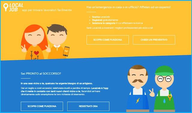 Localjob app lavoro come funziona per trovare lavoratori facilmente