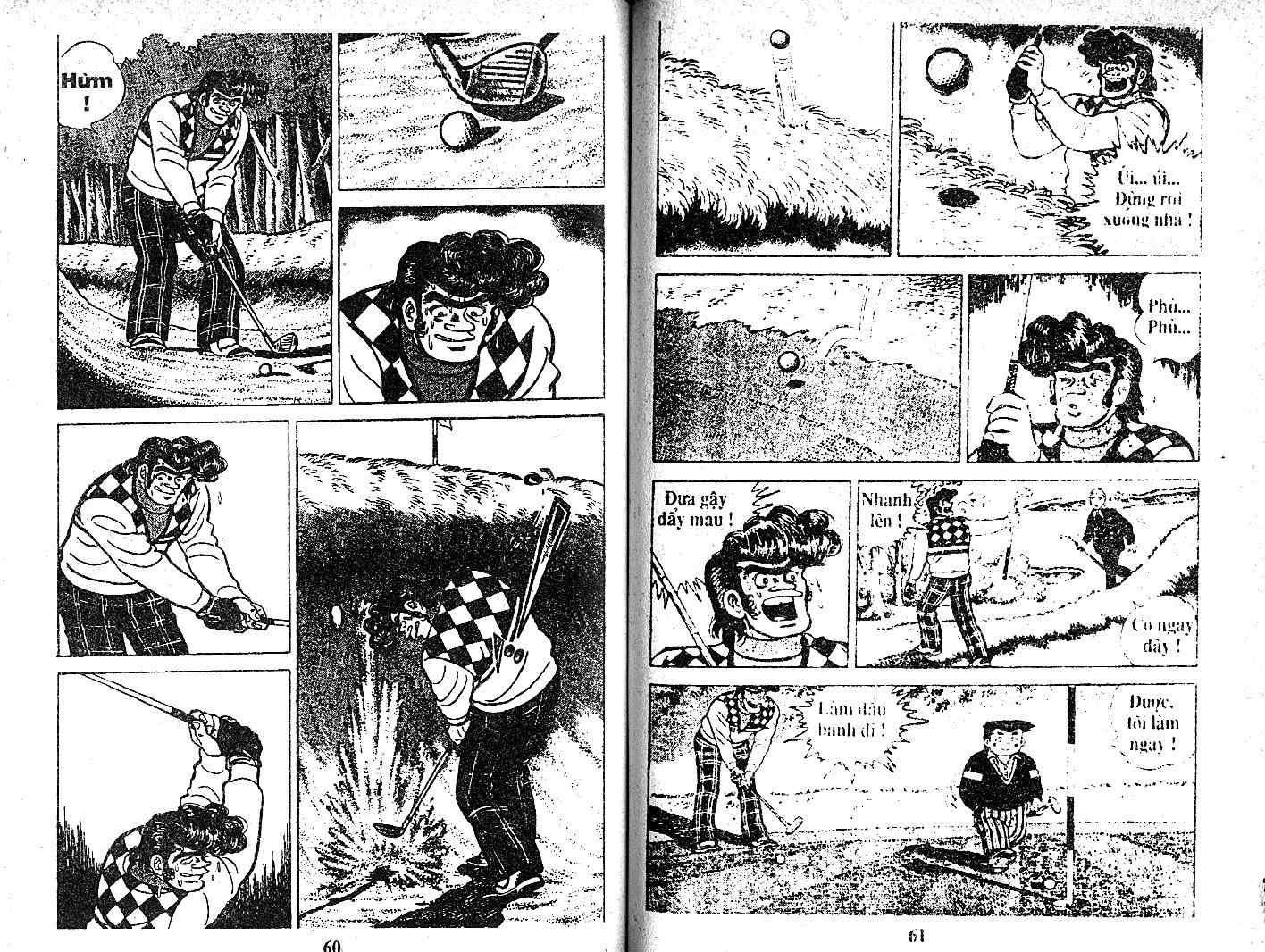 Ashita Tenki ni Naare chapter 24 trang 28
