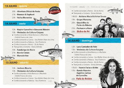 25ª Festa da Tainha do Icapara em Iguape