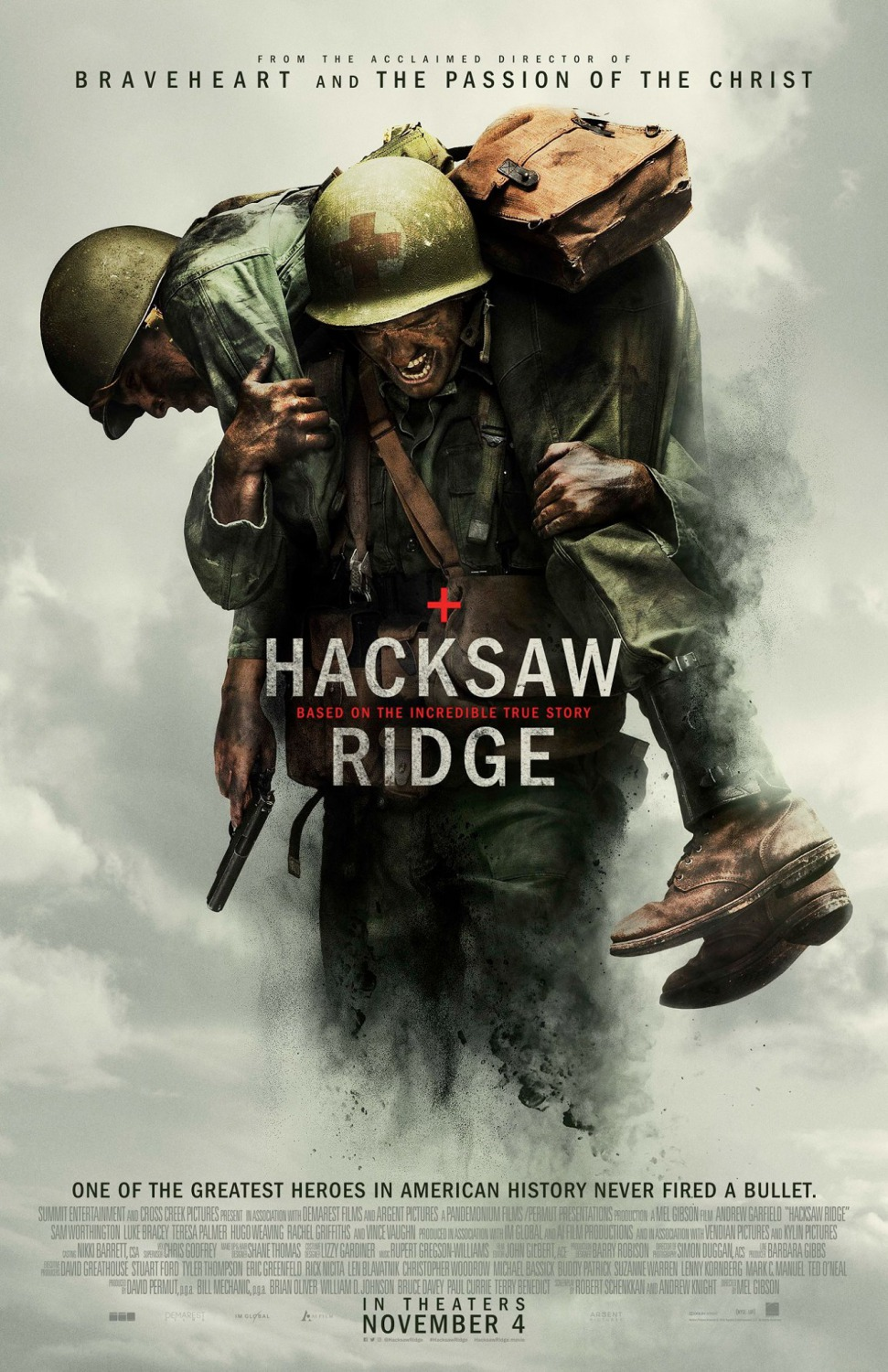 "Movie Review: ""Hacksaw Ridge"" (2016)"