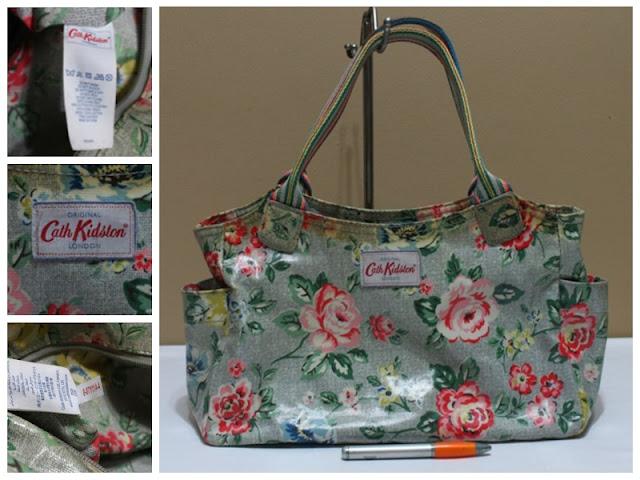 Jual tas tas second bekas branded original murah dari Singapore Original  Authentic dengan harga yang kompetitif. CATH KIDSTON e930cce8f0