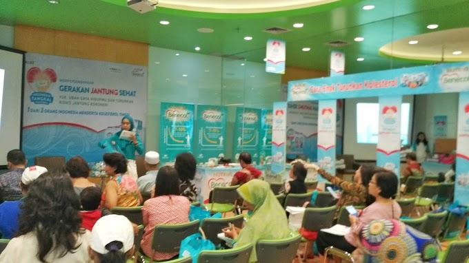 [EVENT] Ubah Gaya Hidup dalam Indonesia Tangkal Kolesterol di KALCare