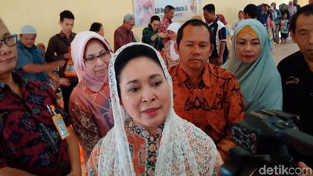 Terungkap! Ini Alasan Titiek Soeharto Tinggalkan Golkar