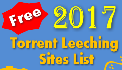 free torrent site list