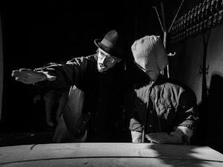 """""""Οδυσσέας"""" (Α' Σχεδίασμα) του Τζέιμς Τζόυς, σε σκηνοθεσία Νίκου Βουδούρη."""