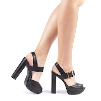 Sandale dama Anamaria negre