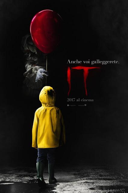 It 2017 recensione poster italiano