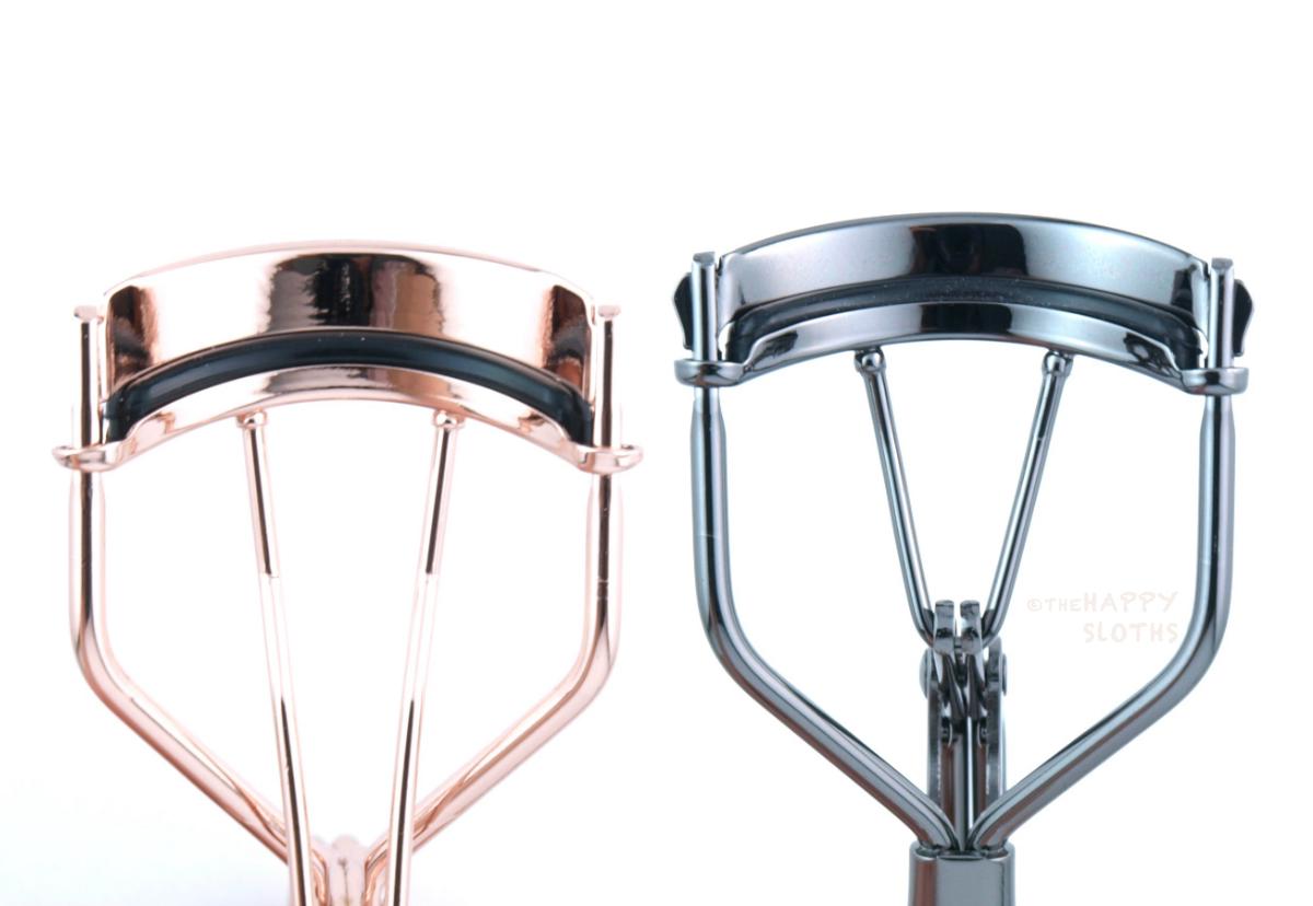 Tweezerman ProMaster Lash Curler & ProCurl Lash Curler: Review ...