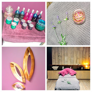Made for Life Spa by Fifi Friendly. www.fififriendly.co.uk , Spiezia Organics