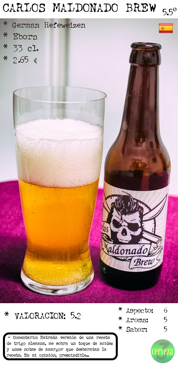 Carlos Maldonado Brew