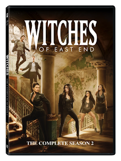 DVD Review - Witches Of East End: The Complete Season 2