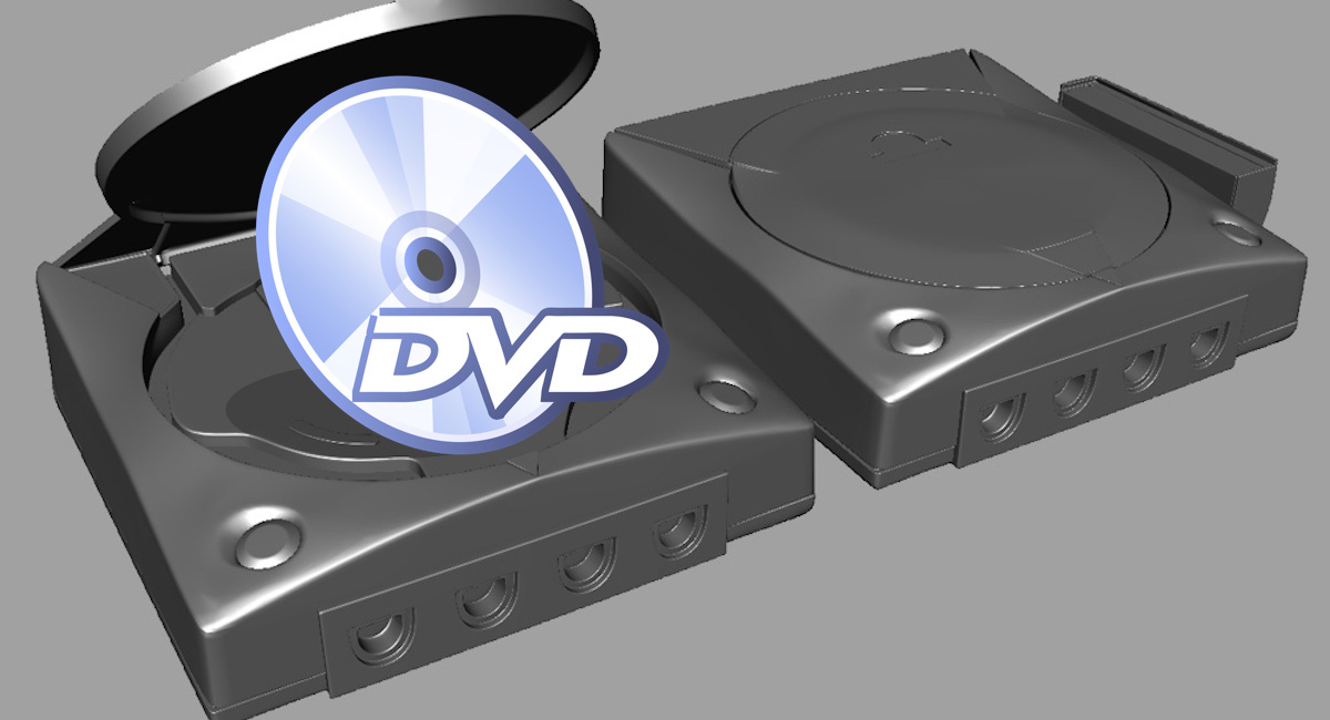 The Dreamcast Junkyard Dvd Support Heading To Dreamcast