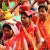 अनोखा होगा मुरलीगंज में नवनिर्मित शिव मंदिर: ज्योतिर्लिंग स्थापना के लिए भव्य शोभायात्रा