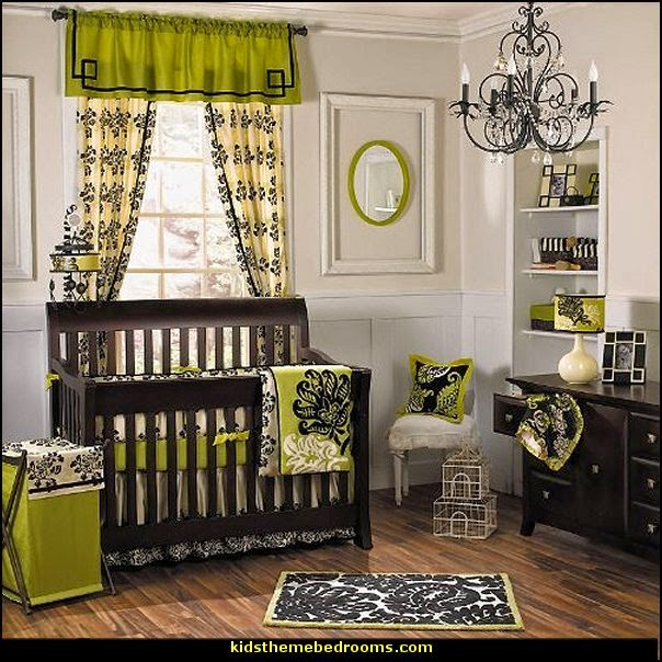 Baby Room Ideas Nursery Themes And Decor: Maries Manor: Baby Nursery