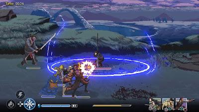 キングステイル攻略:ライジングフューリー+竜騎士派生