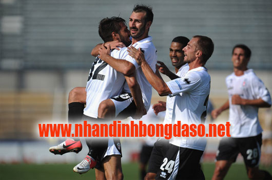 Kèo bóng đá Palermo vs Pro Vercelli www.nhandinhbongdaso.net