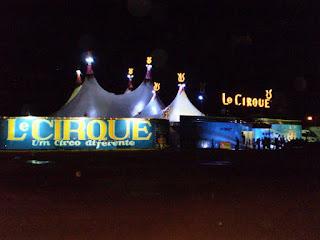 Le Cirque em Vitória ES