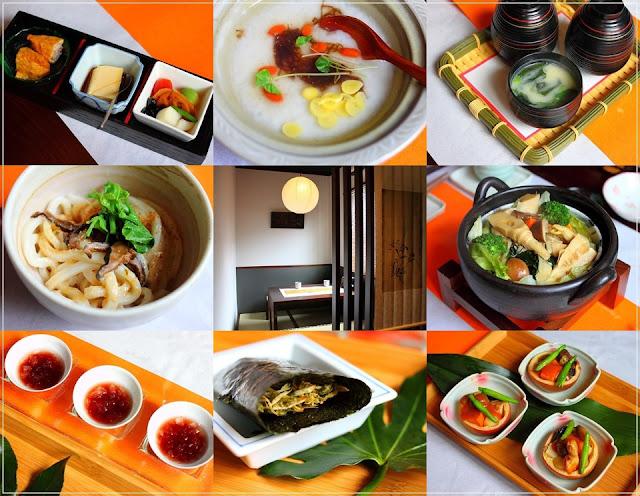 大岸蔬食日本料理 @ 素食家族 :: 痞客邦